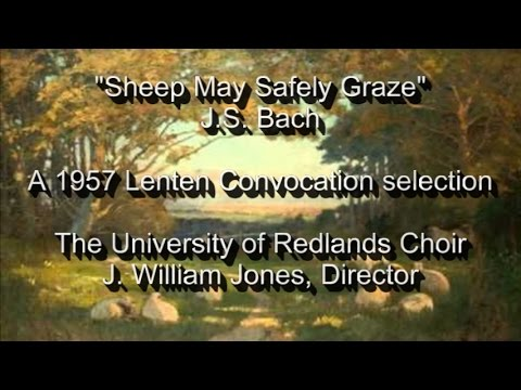 The University of Redlands Choir -