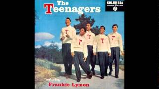 Love Is A Clown-Frankie Lymon & Teenagers-1957-Columbia  SEG 7694.wmv