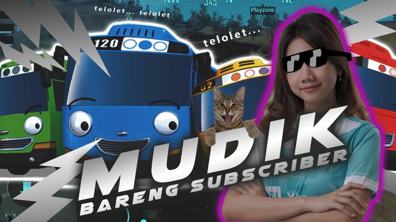 MUDIK PAKE TAYO BARENG LEA! - PUBG Mobile Indonesia