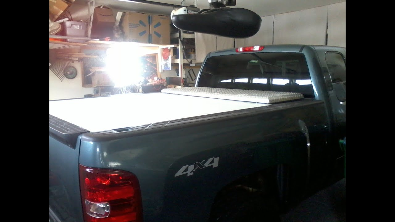 DIY Fiberglass Truck Bed cover for 75 bucks YouTube