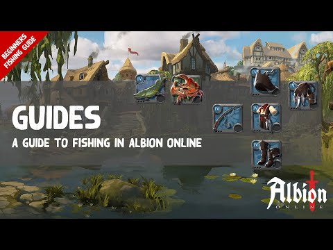 Albion Online | Guides | A Guide To Fishing In Albion Online | Beginners Fishing Guide