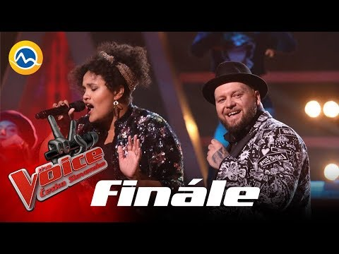 Annamária d'Almeida a Kali - Dernière Danse (Indila) - Finále 3 - The VOICE Česko Slovensko 2019