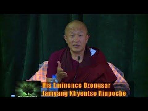 Dzongsar Khyentse Rinpoche about Homosexuality and Buddhism (traduit en français)