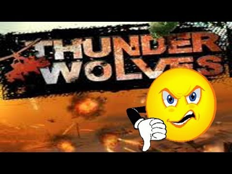 WTF is this sh*t? Thunder Wolves live com |