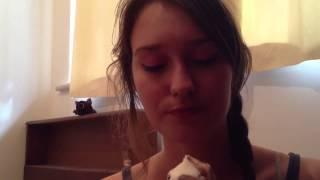 Drumstick banana split ice cream