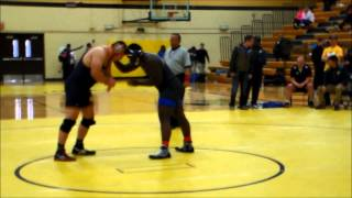 Jeff Henderson Henry Ford College Championship match