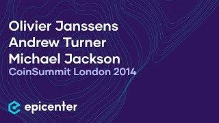 CoinSummit London – Interviews with Olivier Janssens & Andrew Turner – Michael Jackson