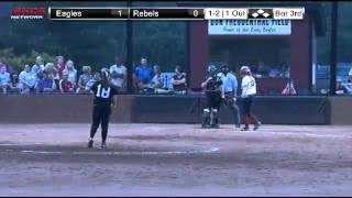 Softball: Substate - EHCS vs. Tipton Rosemark (Game 2)