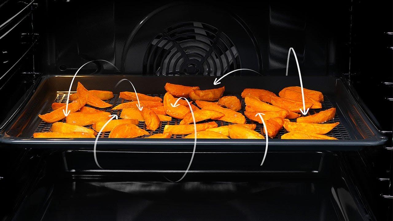 Odkryj zdrowy sposób na smażone potrawy dzięki kuchni AirFry   Electrolux