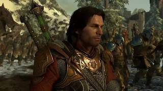 Middle-Earth: Shadow of War - Capturing Fortress Gameplay