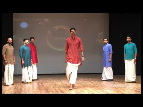 Boys Ramp Walk -1, Cautley Bhawan Cultural Day, Indian Institute of Technology Roorkee