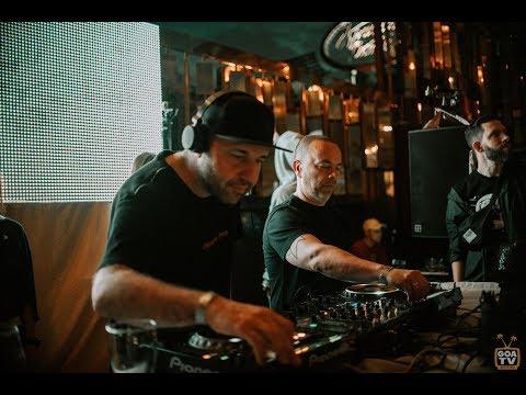 Fonarev & Samir Kuliev - Live @ Open Mind Event By GOA TV At Fantomas Rooftop (15.06.2019)