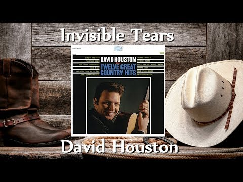 David Houston - Invisible Tears