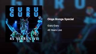 Ooga Booga Special (Live)
