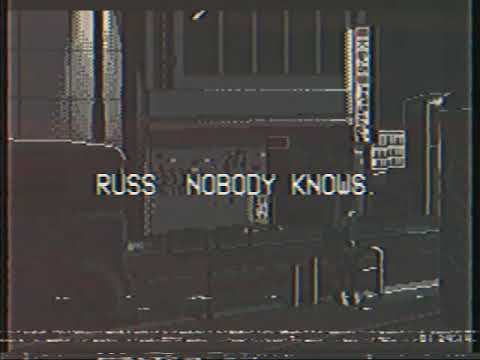 Russ Nobody Knows Lyrics Youtube Yeah, i take another shot tryna just forget all the negative devil laughin' meanwhile god explaining. youtube