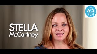 Stella McCartney Presents the Facts on Leather