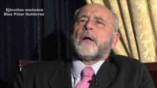 Ejércitos anulados - Blas Piñar Gutiérrez