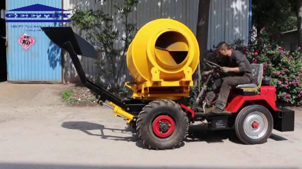 Sd800 Concrete Mixer Cement Mixer Machine Price Youtube