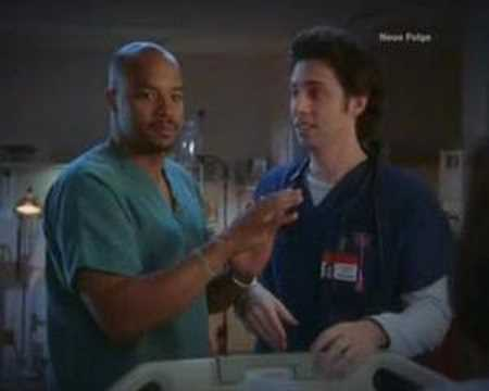Scrubs 606 - My Musical - Guy Love - with german s