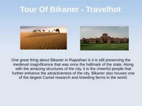 Places to visit in Bikaner - Travelhot