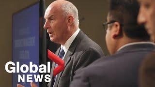 Coronavirus outbreak: B.C. declares provincial state of emergency