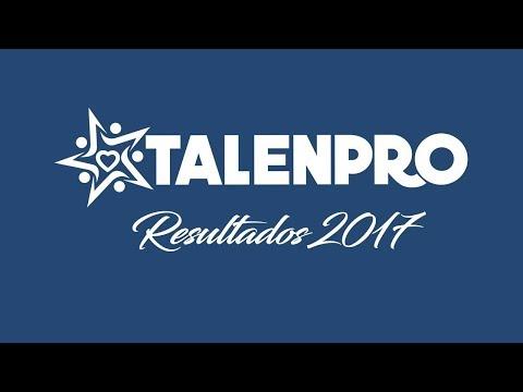 TALENPRO 2017 - Resultados