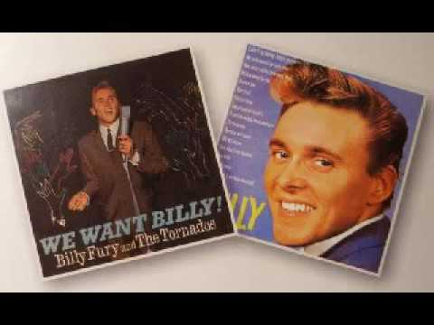 Billy Fury   A Million Miles From Nowhere