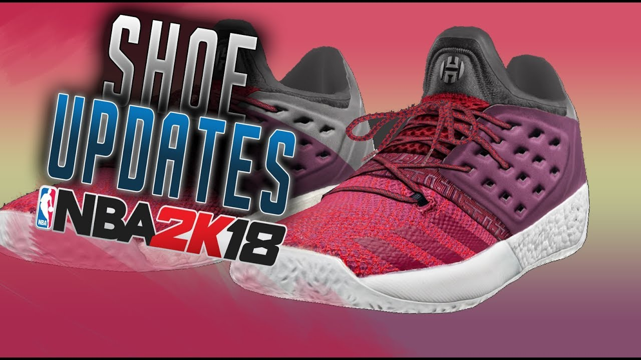 8361a9ee9192 New Shoes! Harden Vol 2   Retro Nikes - NBA 2K18 Shoe Vault - YouTube