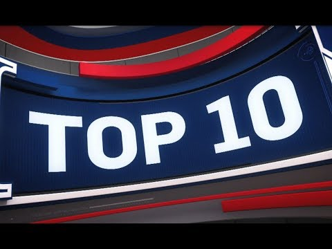 Top 10 Plays of the Night: November 17, 2017