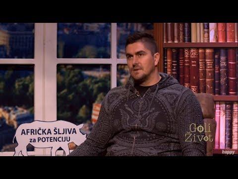 Goli Zivot - Darko Milicic - (TV Happy 21.03.2019)