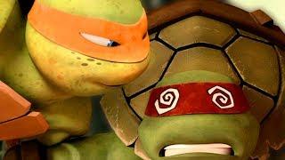 Teenage Mutant Ninja Turtles Legends - Part 193 Mikey AMV - HD 1080p