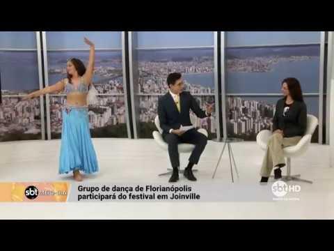 Grupo de dança de Florianópolis participará do Festival de Dança de Joinville