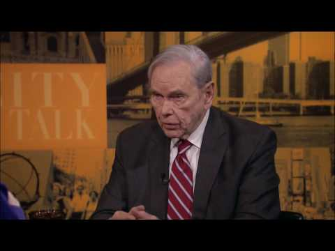 City Talk: Amb. Richard Murphy: Syria, Saudi Arabia, Mauritania, Philip