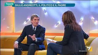 Giulio Andreotti, il politico e il padre