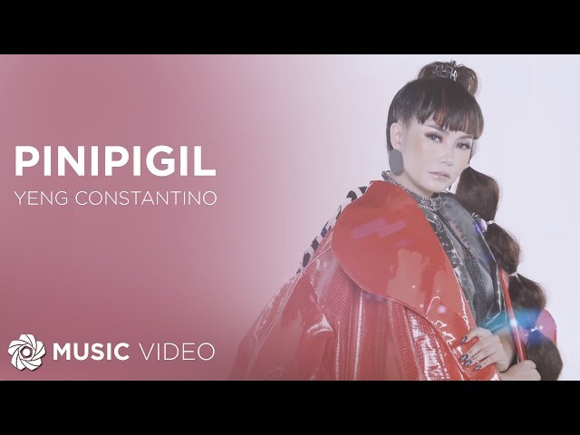 Yeng Constantino - Pinipigil  (Official Music Video) #1