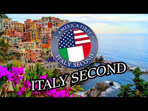 America First, ITALY SECOND! Italy welcomes Trump and his wig - GROG
