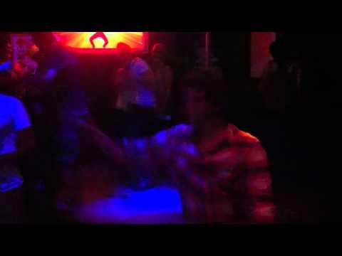 John Holding up the Dance floor @ Yates Weston