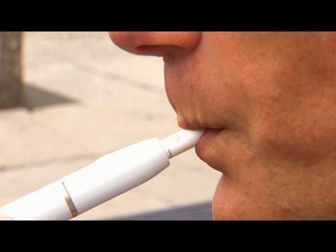 Healthier alternative to cigarettes? Critics have doubts