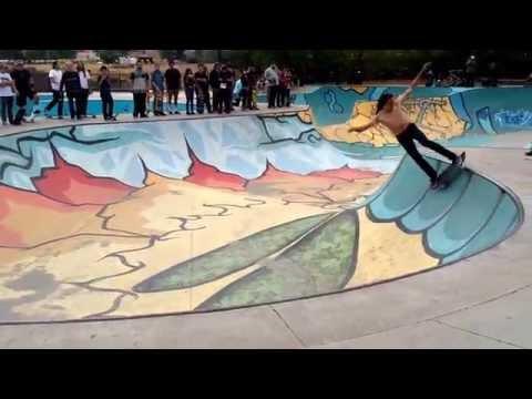 Skate Jam Albuquerque 2016