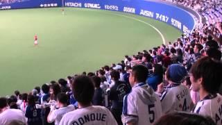 ドラゴンズ チャンステーマ4(平野) 山崎右安打and和田 2012/3/3
