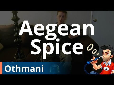 Othmani Aegean Spice Shisha (Hookah) - Review