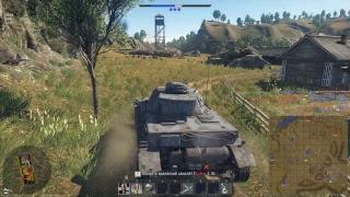 War Thunder - 4 танкиста: война за сортиры [Livestream]