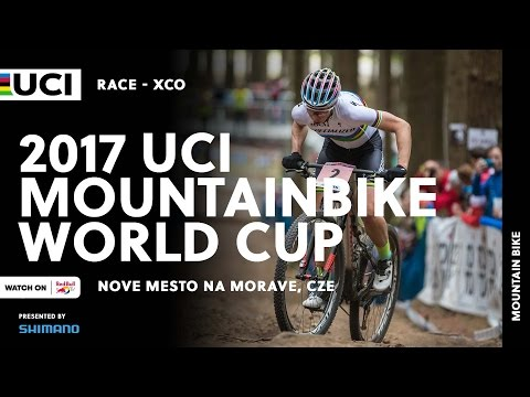 2017 UCI Mountain bike World Cup presented by Shimano - Nove Mesto na Morave (CZE)