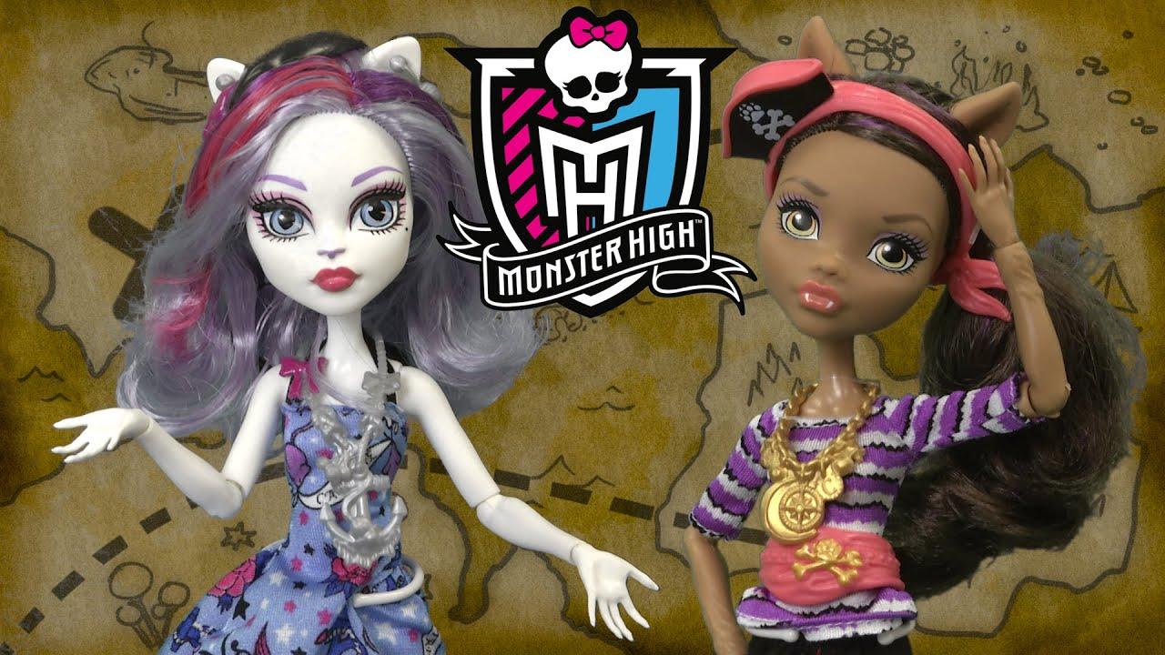 Catrine demew popular catrine demew doll buy cheap catrine demew doll - Monster High Shriek Wrecked Catrine Demew Clawdeen Wolf From Mattel Youtube