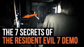 видео Секреты Resident Evil 7: Beginning Hour