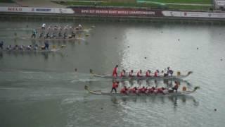 Чемпионат мира по гребле на лодках-драконах | Dragon Boat ICF World Championships 2016