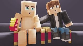VERSTECKEN IM KINO | MINECRAFT HIDE AND SEEK