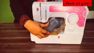 Brother Jv1400 sewing machine review malayalam