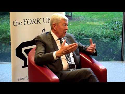 Alan Johnson MP -  Interview - The York Union