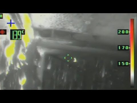 First footage from inside Grenfell Tower fire shown to inquiry